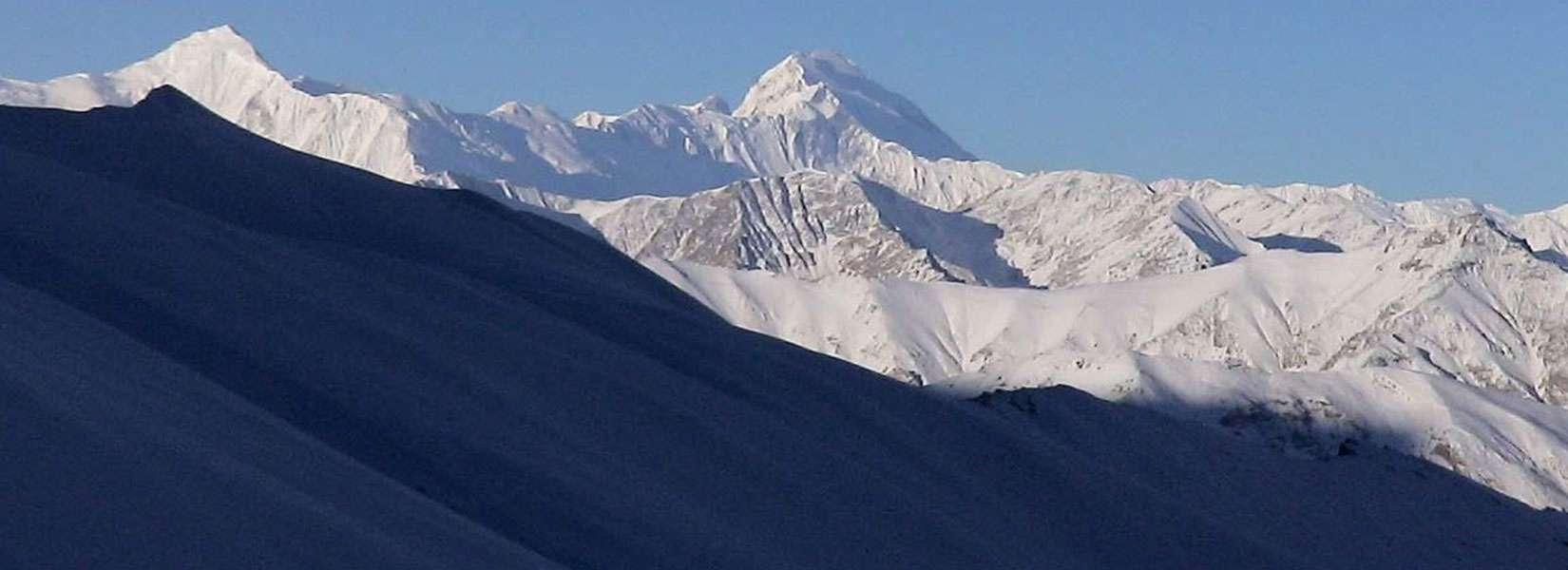 Dhaulagiri Region Trek