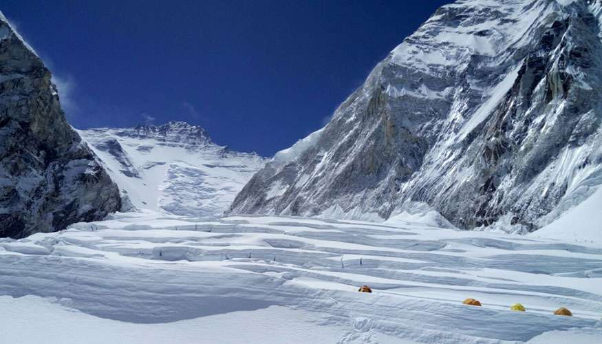 Everest Expedition from South Side