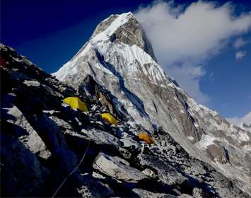 Ama Dablam Expedition